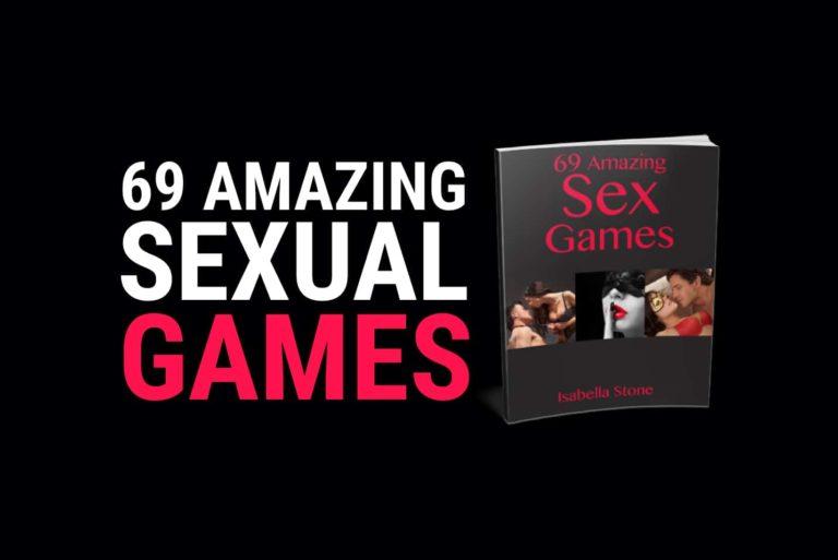 69 Amazing Sex Games